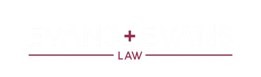 EvansLaw - Combo- w hite text